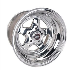 15x10 Weld Racing Prostar Drag Wheel 5x4 75 3 5 bs W 96 510276 Pro Star Lite