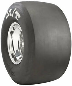 Mickey Thompson Et Drag Racing Slick Tire Stiffwall 33x10 5 15w Mt 3069w