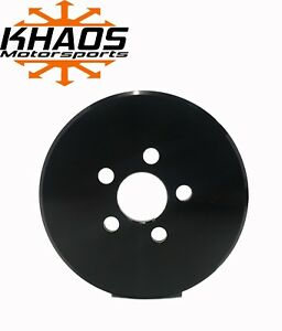 Supercharger Blower 3 1 Pulley Disc Only Ford F150 Svt Harley Mustang Cobra