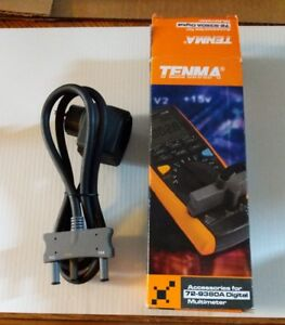 Tenma 72 9380a Accessories For Multimeter Cord