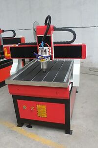 New 3d 6090 24x36 Cnc Router Engraver Cutter Machine On Sale Freeship