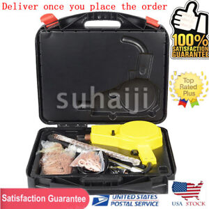 Dent Puller Welder Slide Hammer Starter Repair Kit Stud Gun Auto Body Repairtool