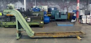 Turbo Chip Conveyor For Cnc Lathe Or Mills