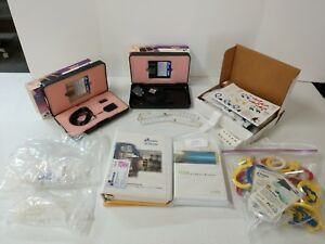 Full Schick Cdr Sirona Dental X ray Sensor Set Size 0 And 1 W Hubs And More