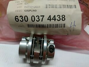 new Uic 630 037 4438 Flexible Disc Encoder Linear Ball Screw Coupling