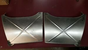 Ford Front Fender Brace Panels 1939 Deluxe All 1940 Car And 1940 1941 Pickup
