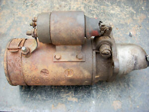Ih Farmall Mccormick International 300 Lp 350 Lp 12 Volt Starter