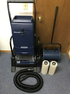 Host Liberator Extractor Vac Carpet Cleaning Machine And Spreader Wow