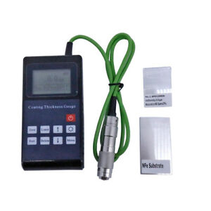 Leeb211 Digital Paint Coating Thickness Tester Eddy Current nfe Measuring