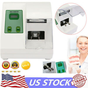 G5 Amalgamator Dental Digital Capsule Mixer Blender Amalgam Fast Speed 110v Usa