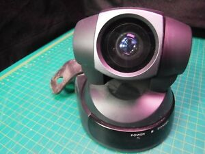 Sony Evi d100 Pan tilt zoom Color Video Camera Office