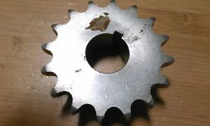 50b16ss Sprocket 1 1 8 Bore Stainless Steel