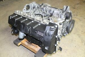 Oem Bmw E90 328i 128i 07 11 N52n Rwd At Engine Long Block Assembly N52b30a 144k