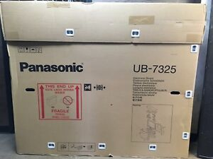 Panasonic Panaboard Interactive Whiteboard 55 X 35 Usb Ub 7325 New read