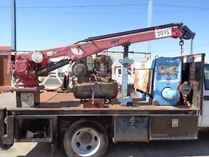 Imt Crane Co Model 2015 Max 5 000lbs s2015j0794943 Used
