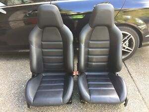 2009 Mercedes C63 Amg Front Seats Oem