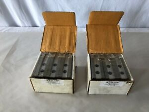 2 Boxes Us Shop Tools Chuck Jaws Kt 10300p Total Of 6 Jaws