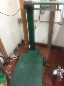 Detecto 1000 Lb Mechanical Graduated Beam Floor Scale