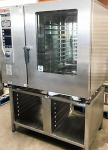 Rational Cpc 102 G Natural Gas Combi Oven