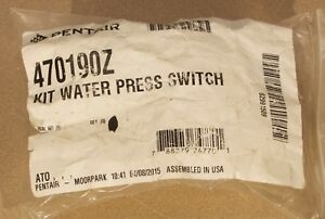 Pentair 470190z Water Pressure Switch Lot Of 2 r3