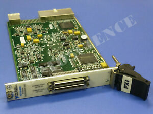 National Instruments Pxi 6229 Ni Daq Card Multifunction