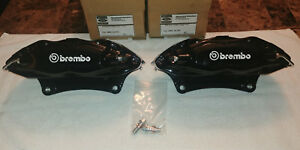 Gt500 Cobra Calipers 07 14 Nos Remand Ford Mustang Front Brembo Motorcraft Pad