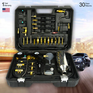 Auto Fuel Injection Cleaning Kit Non dismantle Car Air Injector Washing Tool Udd