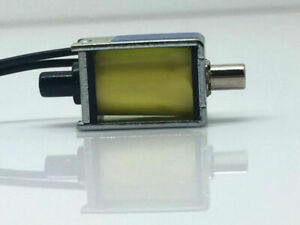 Dc 5v 6v Small Mini Electric Solenoid Air Valve N c Normally Closed Type Control