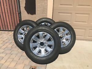 Ford F 250 Fx4 Super Duty Wheels And Michelin Tires