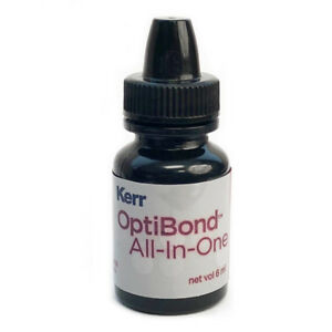 Kerr Optibond All in one Self Etch Dental Adhesive Bonding Agent 6ml fda