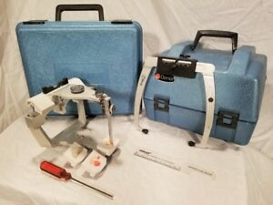 Denar Semi adjustable Dental Articulator Mark Ii anamark W Slidematic Facebow