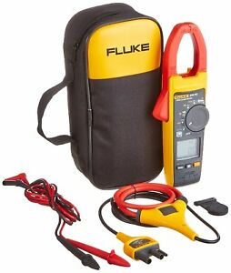 Fluke 376 Fc 1000a Ac dc True rms Wireless Clamp Meter With Iflex