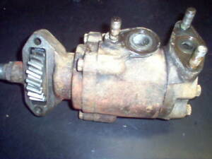 Ford Tractor 601 801 600 800 2000 4000 64 Down 4 Cylinder Hydraulic Pump