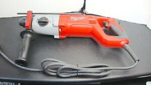 Milwaukee 5262 21 7 8 Sds Plus D handle Rotary Hammer New