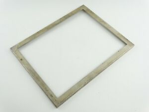 Vintage Sterling Silver 925 Tiffany Co Makers Picture Frame 23484 13 X10 5