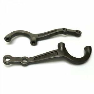 1928 1934 Ford Dropped Axle Steering Arm Pair Av8 Model A Deuce Coupe Roadster