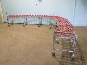 nestaflex 175 Commercial industrial H d Portable flexible Conveyor 75