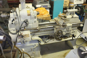 South Bend Lathe 24 X 48 With Accessories With 5c Collet Closer