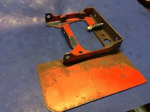 Ford Tractor Fuel Gas Tank Support Naa Jubilee 600 700 800 Front