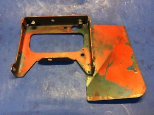 Ford Tractor Fuel Gas Tank Support Naa Jubilee 600 700 800 Rear