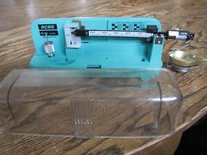 RCBS Vintage Reloading Powder Scale (Model 10-10) Nice Condition