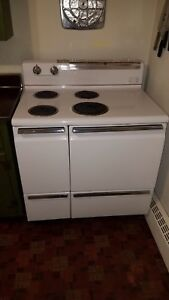 1950 S Ge Electric Vintage Stove Spacemaker36 J362 White
