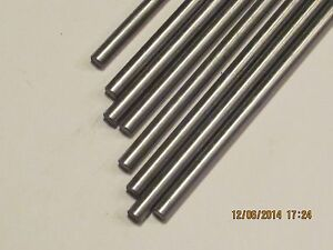 1 4 Stainless Steel Rod Bar Round 304 24 Pcs 15 Long