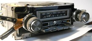 Serviced 70 79 Corvette Delco 8t Am Fm Radio Will Fit Olds Pontiac Too Clean