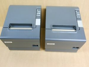 Epson Tm t88iv M129h Thermal Printer Usb Interface With Power Supply