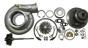 Hx40 Turbo With 67mm Billet Wheel And 67mm Turbine Upgrade You Build Turbo Kit
