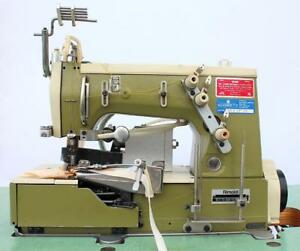 Rimoldi 261 16 2md Coverstitch 3 16 Tape Edge Binder Industrial Sewing Machine
