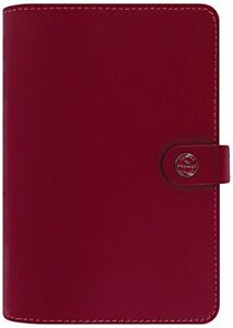 Filofax The Original Personal Organiser Red