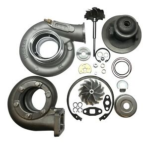 Hx40 67mm Billet Wheel And 67mm Turbine Shaft You Build Complete Turbo Kit
