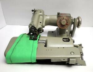 Columbia 300 20 Blindstitch Blind Hemmer Industrial Sewing Machine Head Only